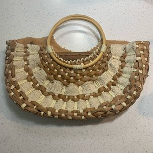 Elements by Fashion Bug woven purse